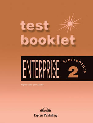 Enterprise: Level 2: Elementary: Test Booklet