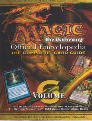 Magic - the Gathering: v.6: Official Encyclopedia