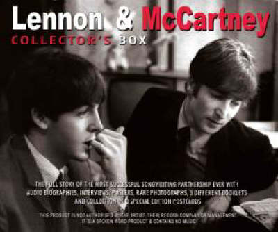 Lennon and McCartney Collector's Box