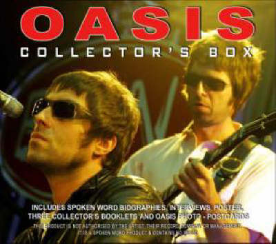 """Oasis"" Collector's Box"