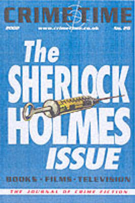 Crime Time 26: Sherlock Holmes Issue