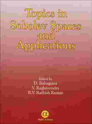 Topics in Sobolev Spaces and Applications
