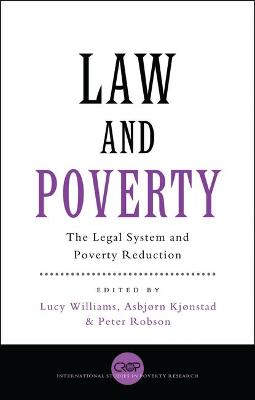 Law and Poverty: The Legal System and Poverty Reduction