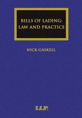 Bills of Lading: Law and Practice