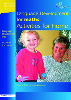 Language Development for Maths: Activities for Home