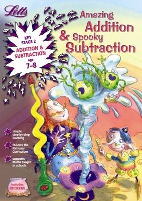 Amazing Addition and Spooky Subtraction Age 7-8