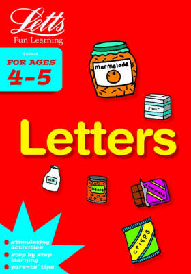 Letters Age 4-5