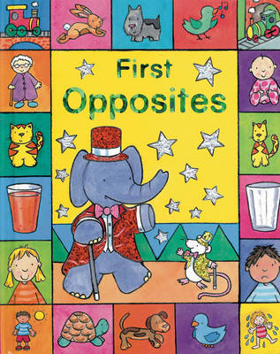 Sparkly Learning: First Opposites