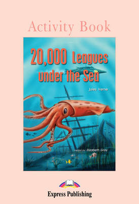 20,000 Leagues Under the Sea: Activity Book