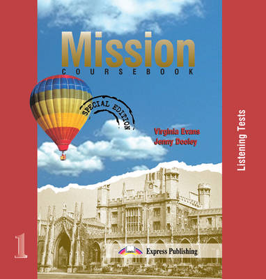 Mission 1: Listening Tests CD - Special Edition