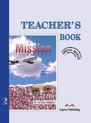 Mission 2: Teacher's Book - Special Edition