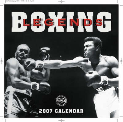Boxing Legends 2007