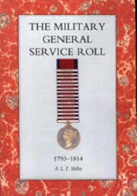 Military General Service Medal Roll 1793-1814