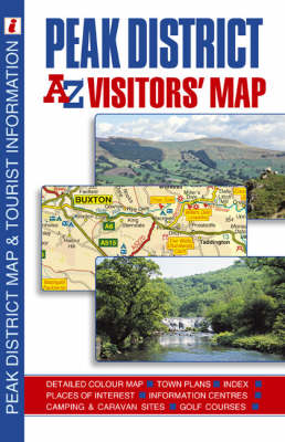 Peak District Visitor's Map