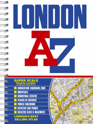 London Street Atlas: 2005
