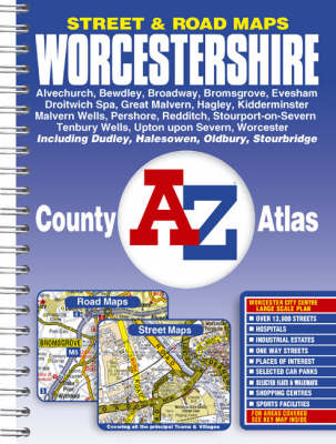 Worcestershire County Atlas