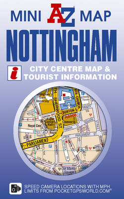 Nottingham Mini Map
