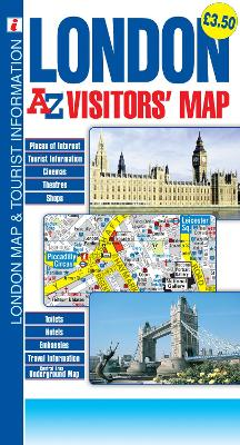 London: A-Z Visitors Map