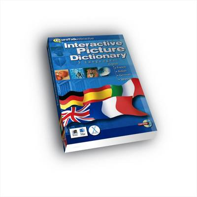 Multilingual Picture Dictionary: English-French-Italian-German-Spanish
