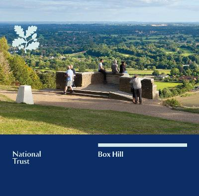 Box Hill, Surrey: National Trust Guidebook
