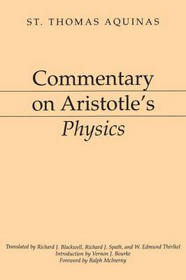 """Commentary on Aristotle's """"Physics"""""""