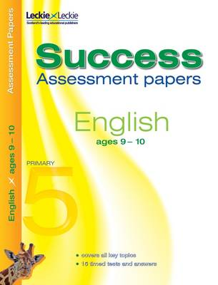 9-10 English Assessment Success Papers