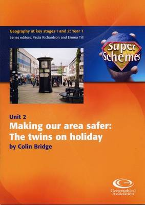 Making Our Area Safer: The Twins on Holiday