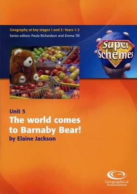 The World Comes to Barnaby Bear!