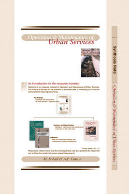 Operation and Maintenance of Urban Services: A synthesis note