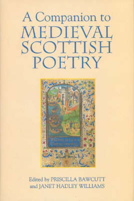 A Companion to Medieval Scottish Poetry
