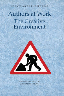 Authors at Work: the Creative Environment