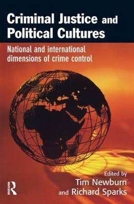 Criminal Justice and Political Cultures