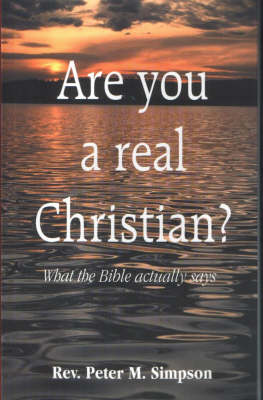 Are You a Real Christian?