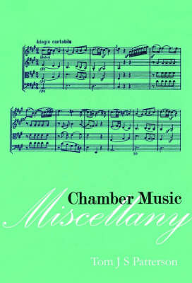 Chamber Music Miscellany