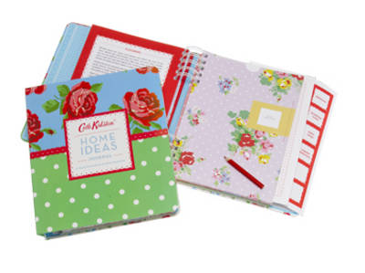 Cath Kidston Home Ideas Journal: A Style Sourcebook and Ideas Organiser
