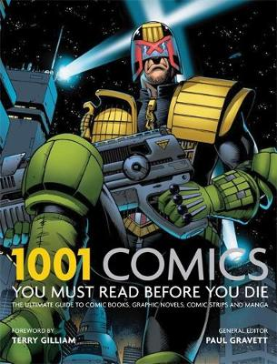 1001 Comic Books: You Must Read Before You Die