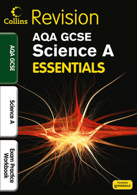 AQA Science A: Exam Practice Workbook