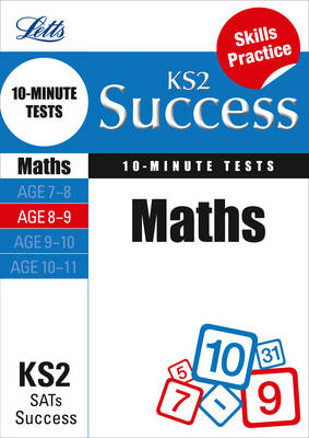Maths Age 8-9: 10-Minute Tests