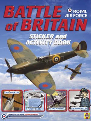 Battle of Britain: Sticker and Activity Book