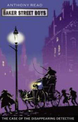 Baker Street Boys 1: The Case of the Disappearing Detective, The