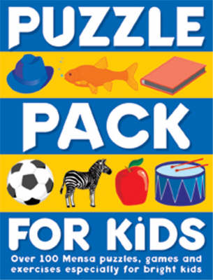 Mensa Puzzle Pack for Kids