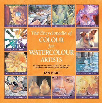Encyclopedia of Colour for Watercolour Artists