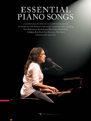 Essential Piano Songs: Book 1