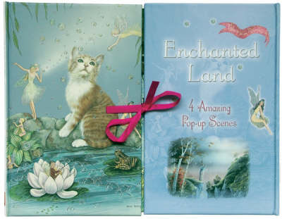 Enchanted Land: 4 Amazing Pop-up Scenes