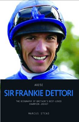 Arise Sir Frankie Dettori