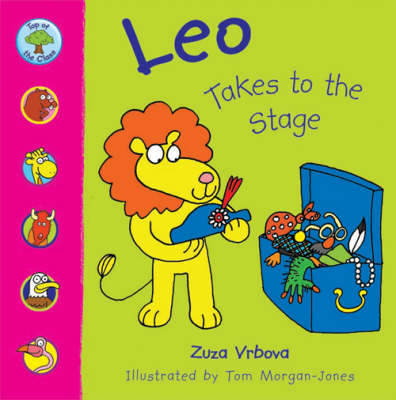 Leo Takes to the Stage