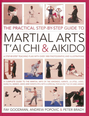The Practical Step-by-step Guide to Martial Arts, T'ai Chi & Aikido: A Step-by-step Teaching Plan
