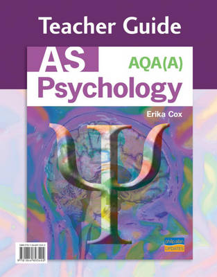 AQA (A) AS Psychology Teacher Guide