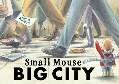 Small Mouse Big City