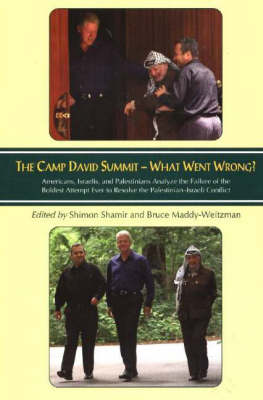 Camp David Summit, What Went Wrong?: Americans, Israelis, and Palestinians Analyze the Failure of the Boldest